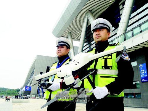 无人机视频采集在公安交通管理中的应用
