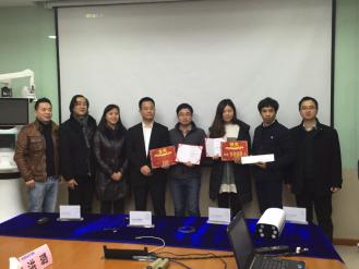 科达2015年度工业设计大赛结果揭晓