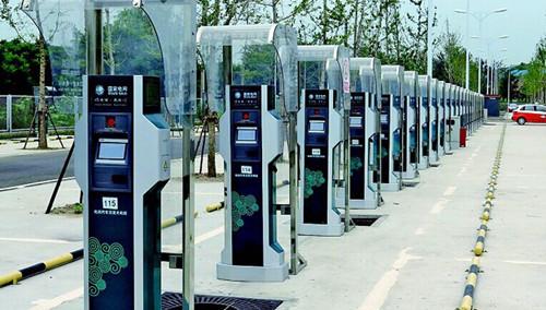 我国已建成公共充电桩8.1万个,运营企业超600家