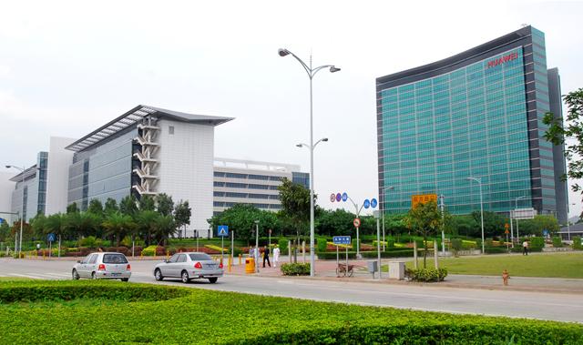 深圳坂田片区智慧交通管理工程年底将完工