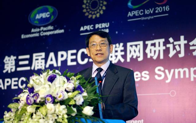 王笑京向APEC介绍中国新一代ITS规划