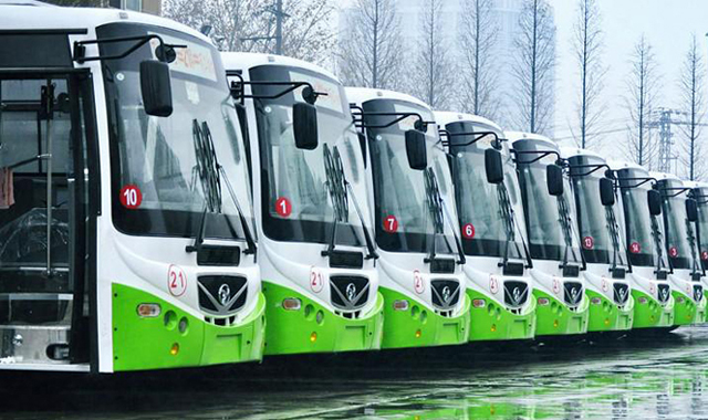 广东18市建成智能公交监控系统,九成公交安装GPS