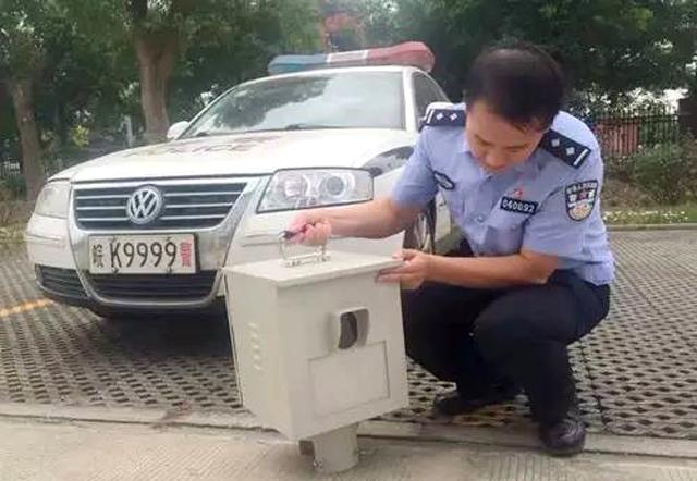 安徽交警装备63套移动式高速公路抓拍设备