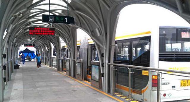 """上海积极创建""""公交都市"""""""