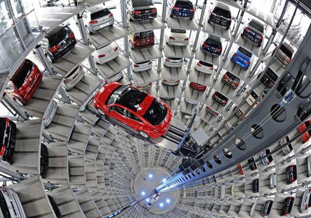 首钢城运中标7.5亿元六盘水立体停车场项目大单