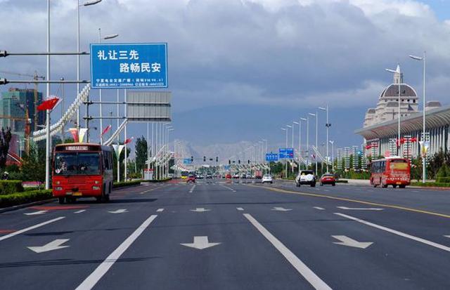 银川市推进公交都市创建见成效