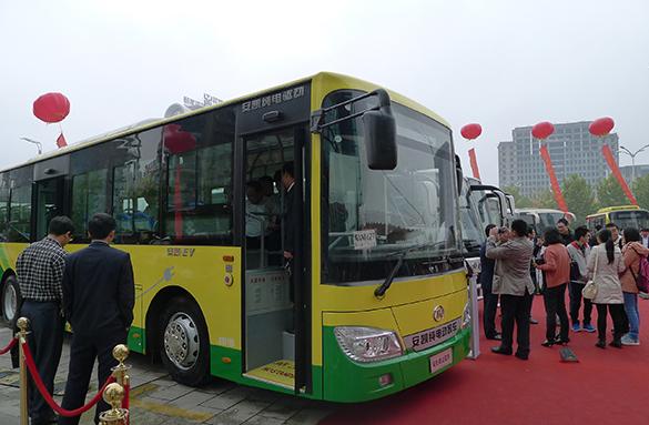 深圳巴士集团明年实现公交全面电动化