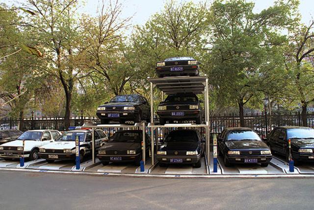 河南智慧停车刚刚起步,市场爆发期即将到来