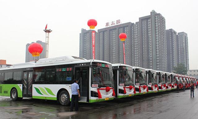 太原城区公交车全部安装视频监控和GPS