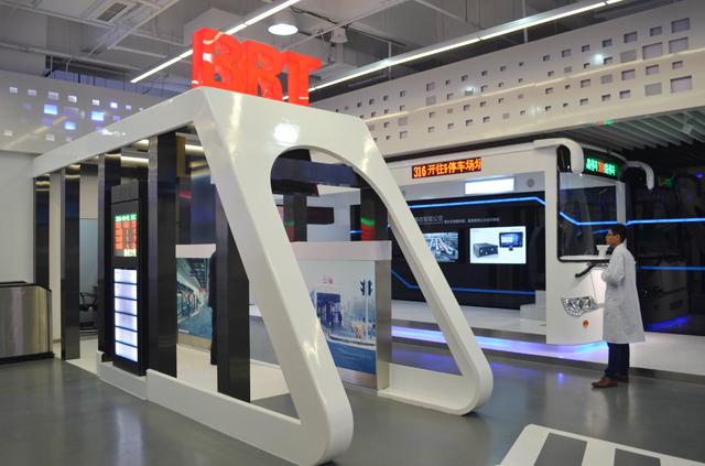 海信网络科技智能公交市场占有率稳居第一