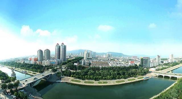 河南第二个智慧城市建设试点启动,是哪个城市?