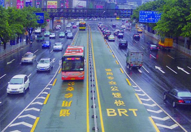 青岛优先发展公共交通缓解城市拥堵