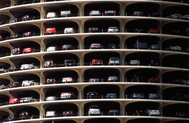 解决停车难,看看美国日本英国俄罗斯澳大利亚有什么妙招