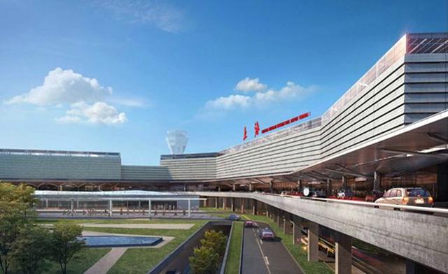 ETCP进驻上海虹桥机场1号航站楼