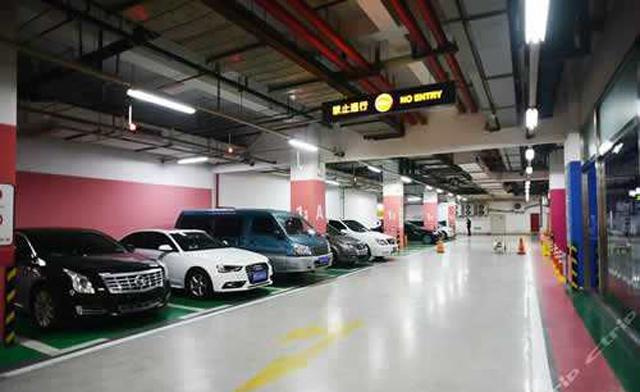 上海停车APP接入2100余停车场