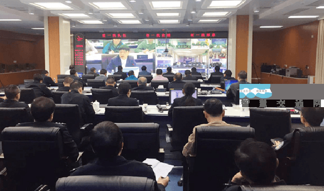 湖南高管局与交警总队联合召开视频会议部署安全生产
