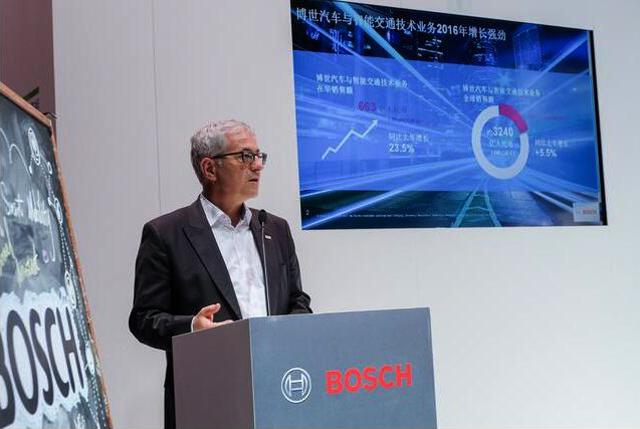 博世携手本土伙伴,塑造未来智能交通出行变革