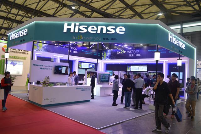 海信网络科技亮相中国国际智能交通展览会,三款新品即将亮相