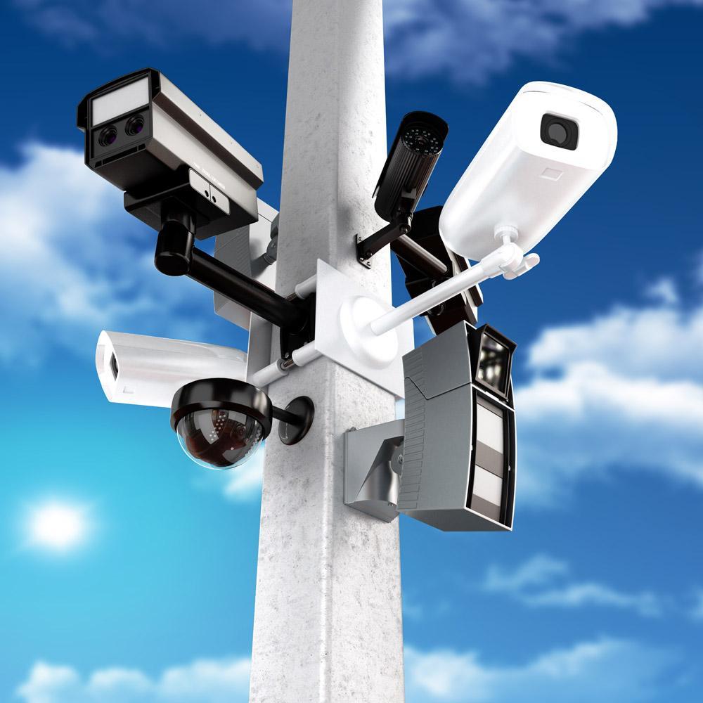智能交通中必不可少的视频监控