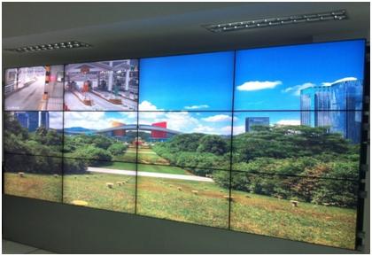 三星商显为智慧城市打造智能交通新名片