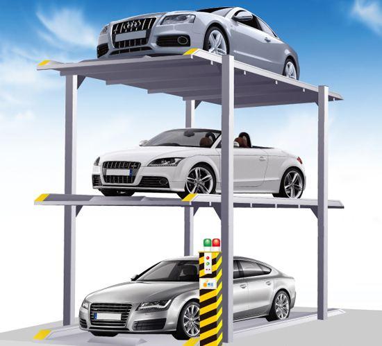 洛阳:停车云平台上线,未来可共享个人闲置车位获...