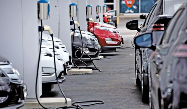 湖南将建设一大批充电设施推广新能源汽车