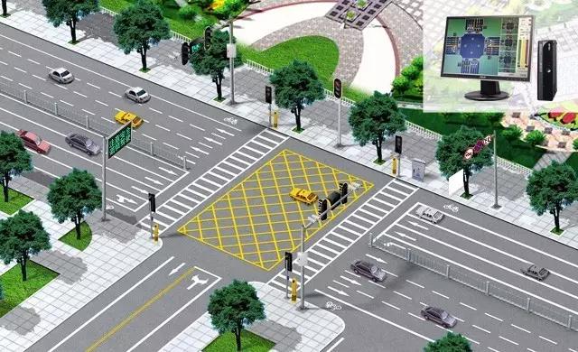 让交通信号灯更加人性化、智能化的几点设想