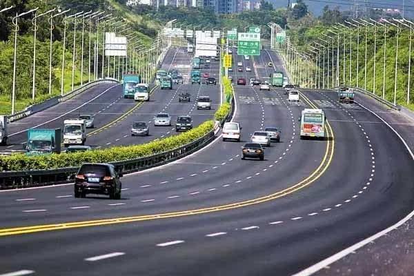 江西打造本省首条智慧高速公路宁定高速