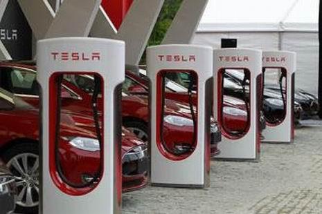特斯拉计划今年中国充电桩数量翻倍