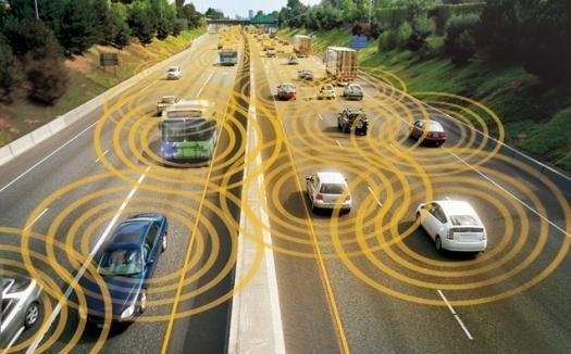 全国首批智能网联汽车开放道路测试号牌在沪发放