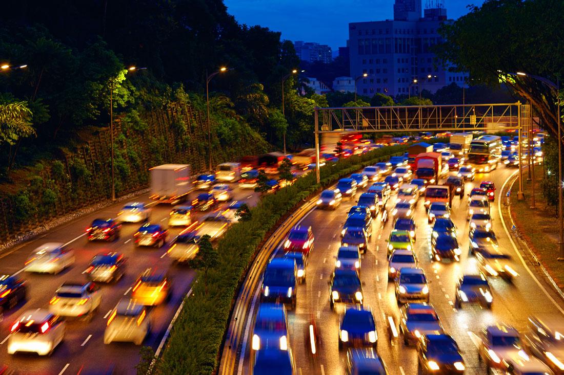 智慧交通建设,让城市交通管理更方便更智能…