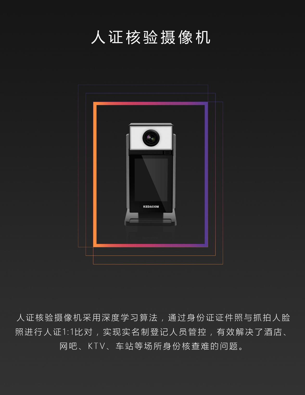 科达人脸核验系列新品正式发布