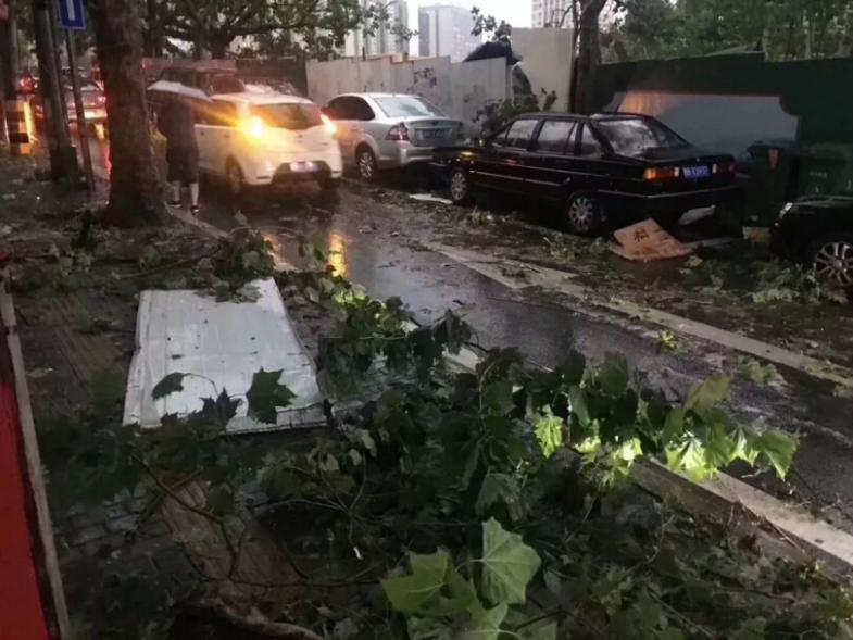 """狂风暴雨中,海信城市应急指挥平台""""快速""""亮剑"""