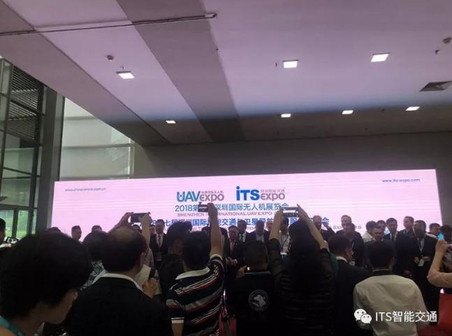 第七届深圳国际智能交通与卫星导航位置服务展览会...