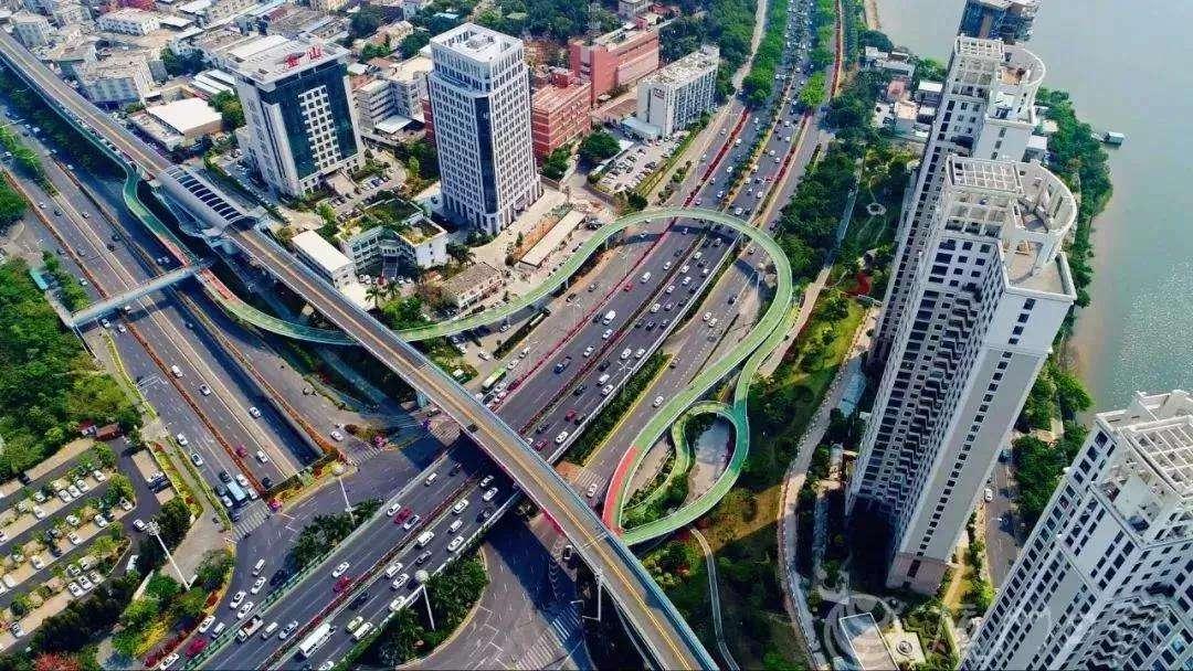 厦门上半年道路交通运行大数据正式发布!