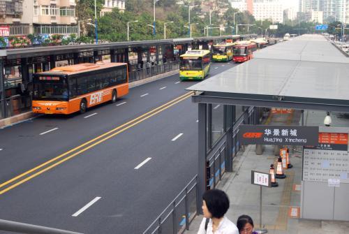 """广州:公交先行是""""双赢""""方案"""