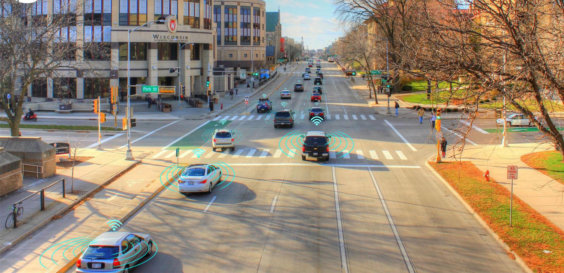 浅析 | 智能交通改变进行时
