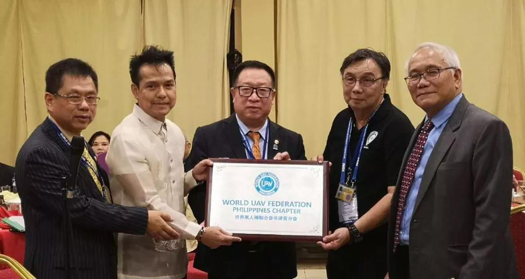 WUAVF菲律宾分会成立,促东南亚享无人机发展成果
