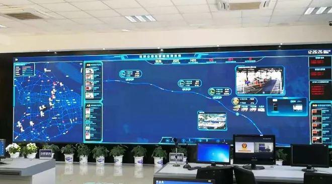 AR、AI、可视化指挥……科达实力护航首届进博会