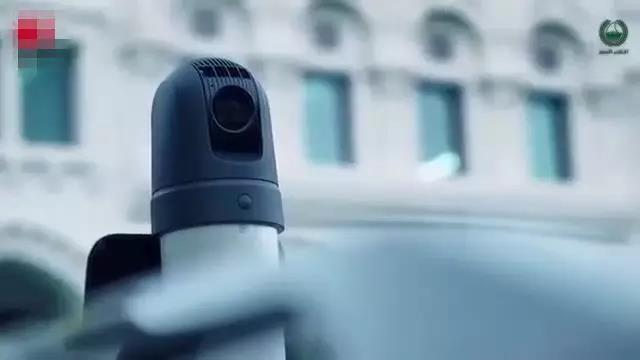 """豪车+科技丨科达海外首例""""移动+AI""""解决方案落地迪拜警察局"""