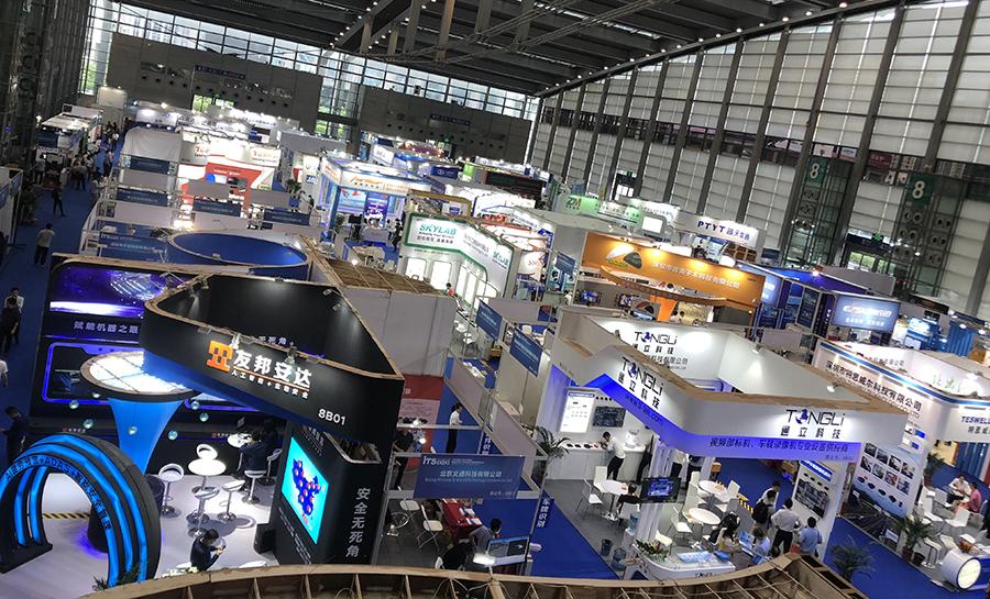 2019第八届深圳国际智能交通与卫星导航位置服务展览会火热招展中