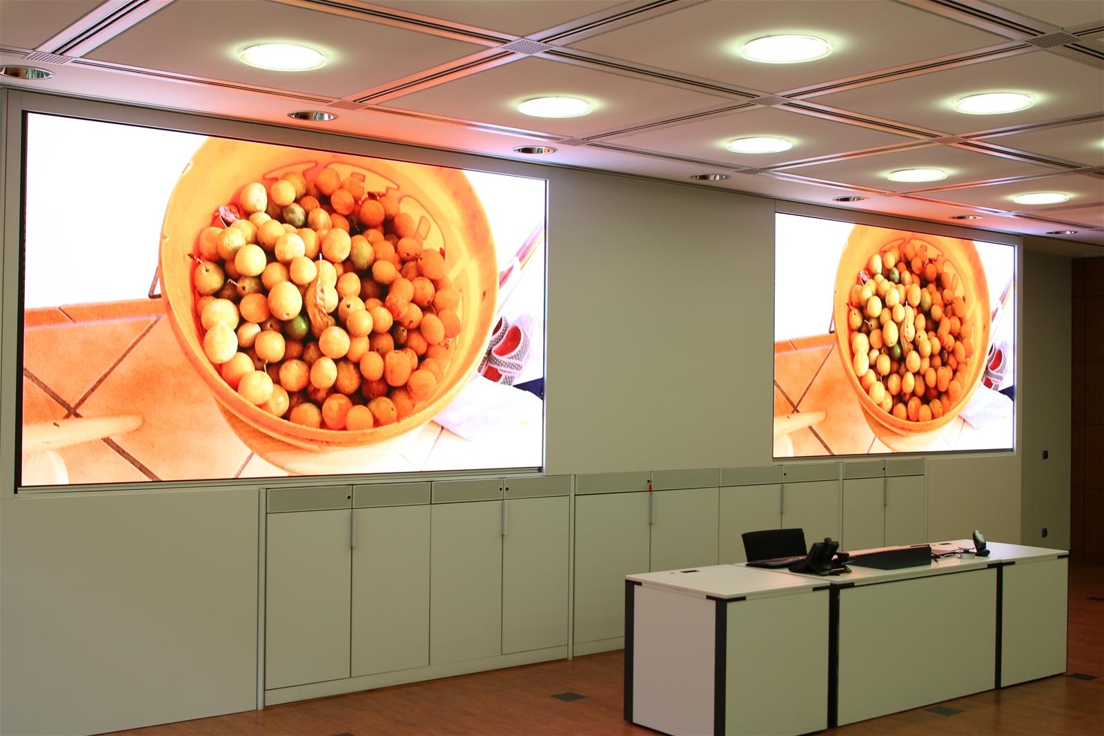 台达小间距 LED 显示屏服务汉诺威Rück公司