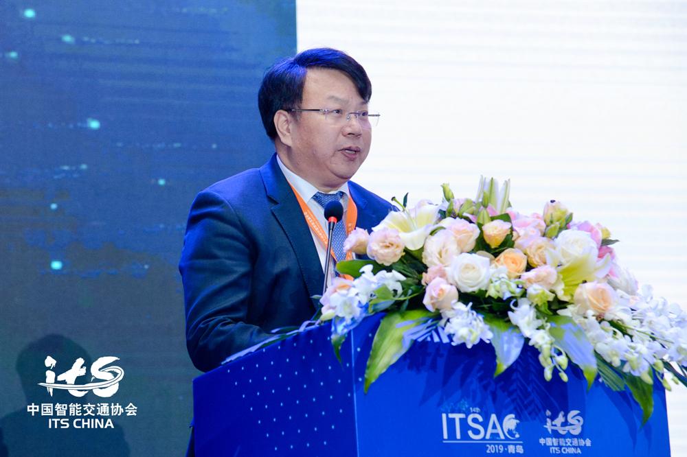 智能交通年会启幕,陈维强:海信要做AI+交通行业的引领者!