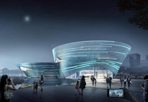 """第二届浙江国际智慧交通产业博览会""""黑科技""""满满,5G自动驾驶、360度环幕影院、VR体验……"""