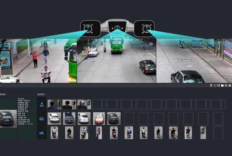 一组数据 | 看科达第三代感知型摄像机的实战力