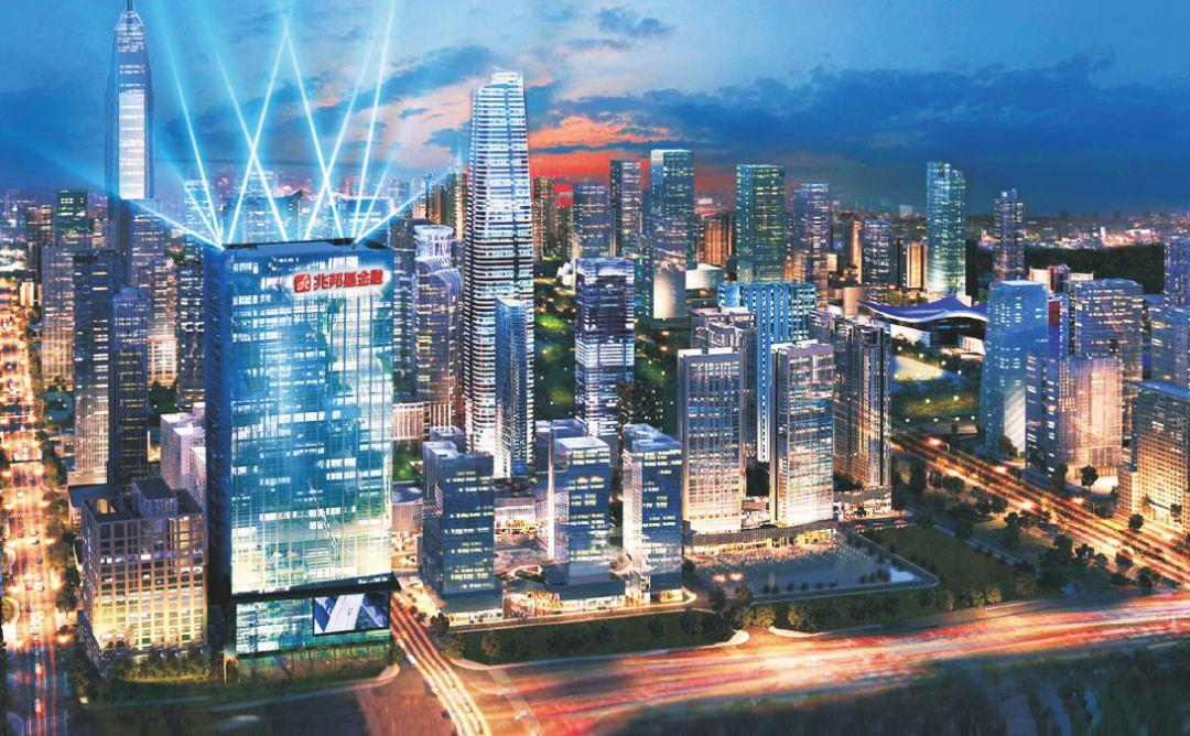 深圳兆邦基金融大厦升级捷停车·云托管,打造全智能车场