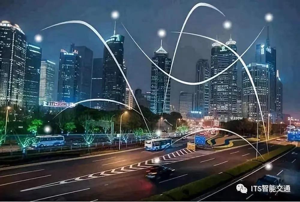 物联网在智能交通领域的应用与发展