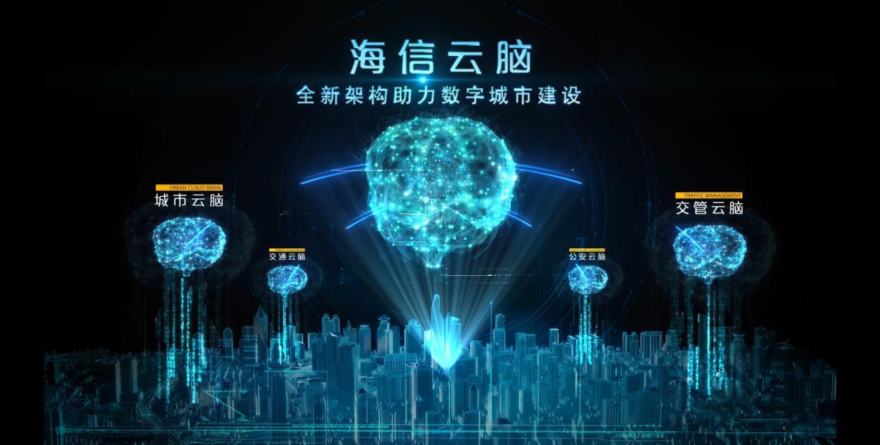"""""""海信智慧新生活之城""""解决方案全球首发,海信重新定义智慧城市!"""